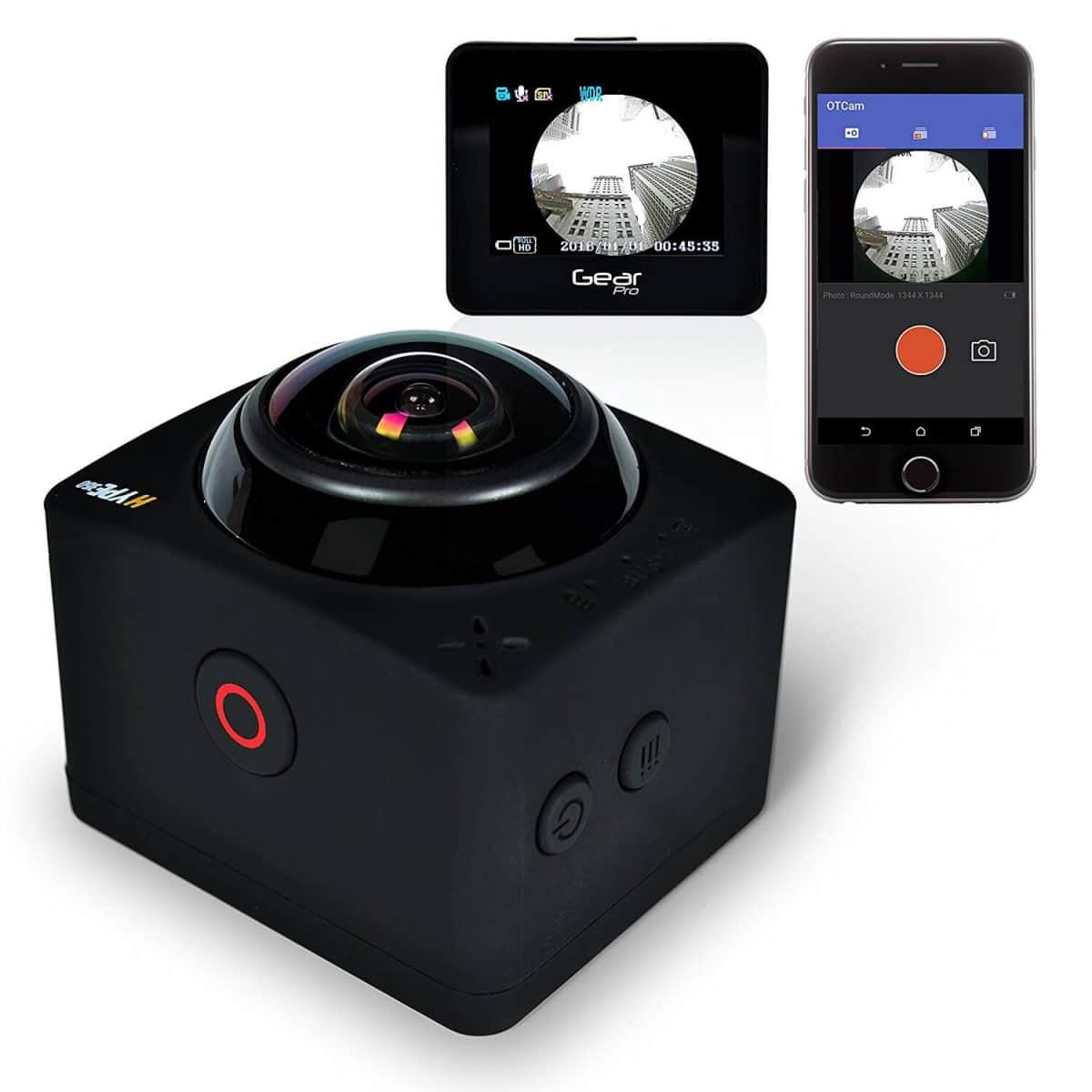 Best Cheap 360 Cameras 2019 (Under $100 / $200) - BudgetReport