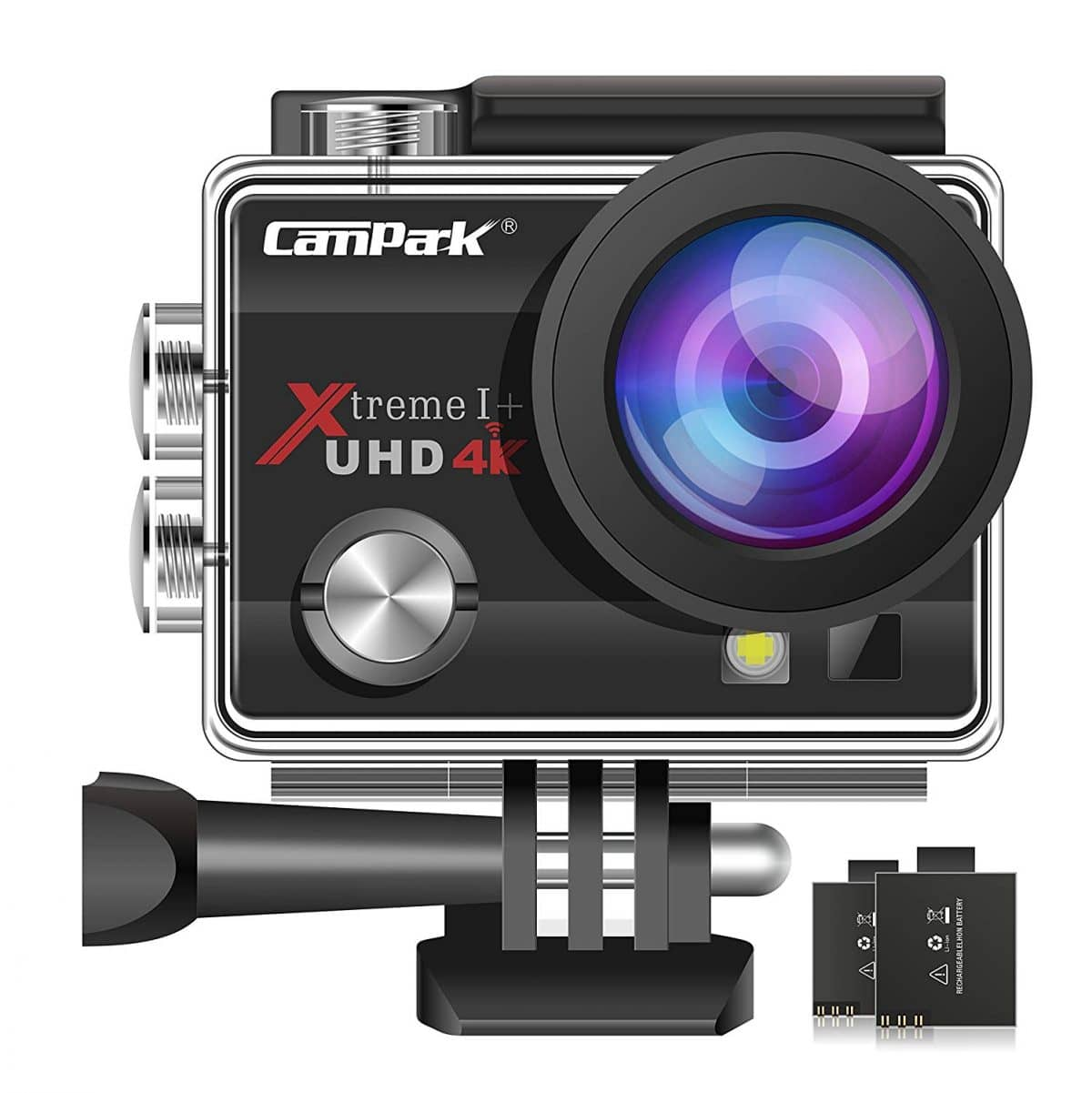 Best Cheap Action Camera 2019 (Under $100/$200) - BudgetReport