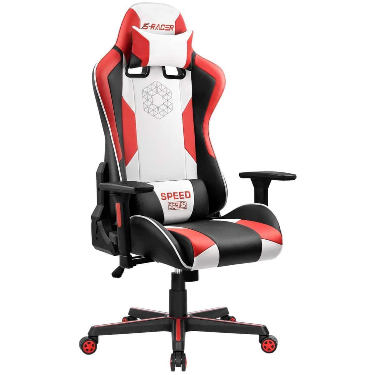 Pleasant Best Cheap Gaming Chairs 2019 Under 100 200 Budgetreport Ibusinesslaw Wood Chair Design Ideas Ibusinesslaworg