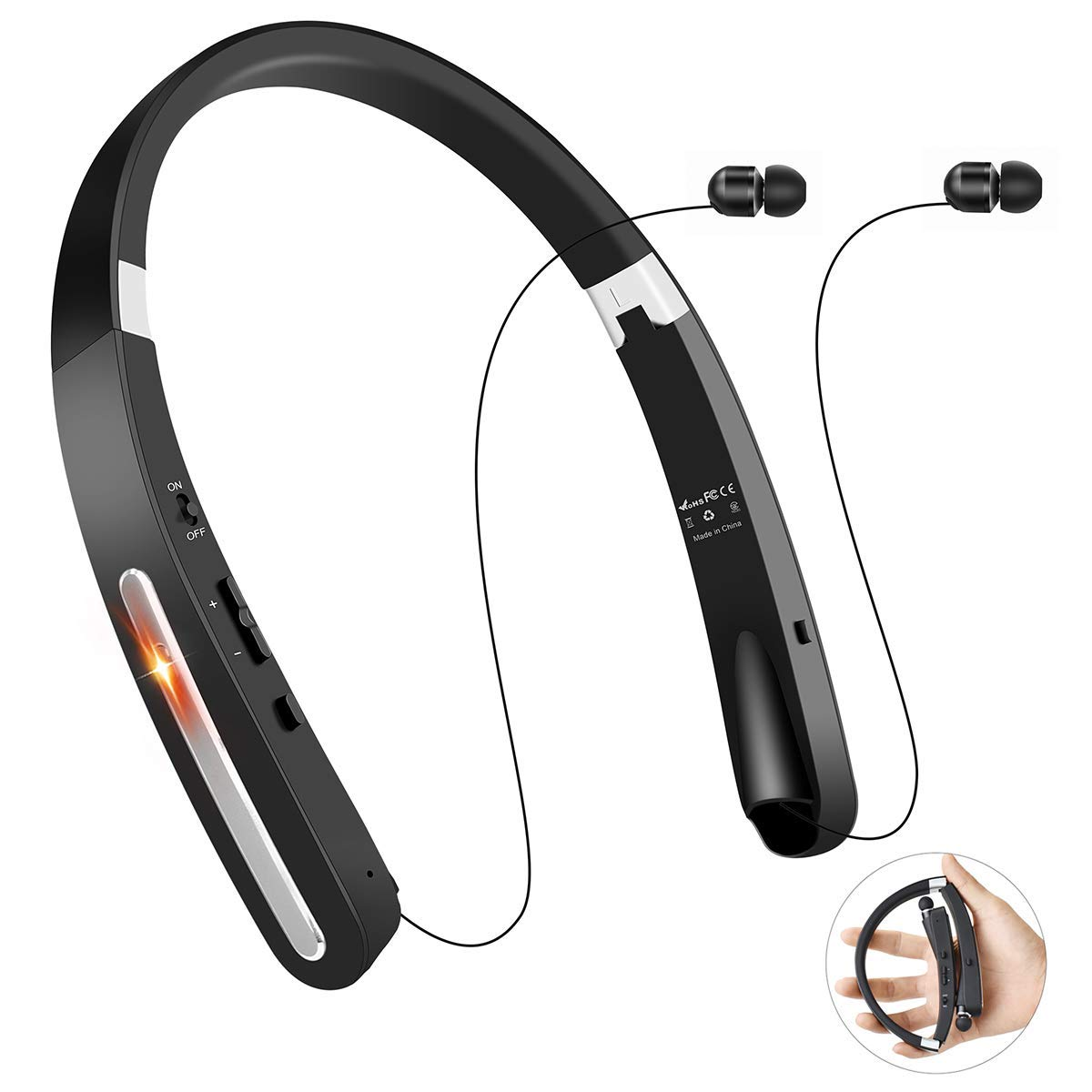 cbebbbc7700 Best Cheap Bluetooth Headphones 2019 (Under $30 / $50) - BudgetReport