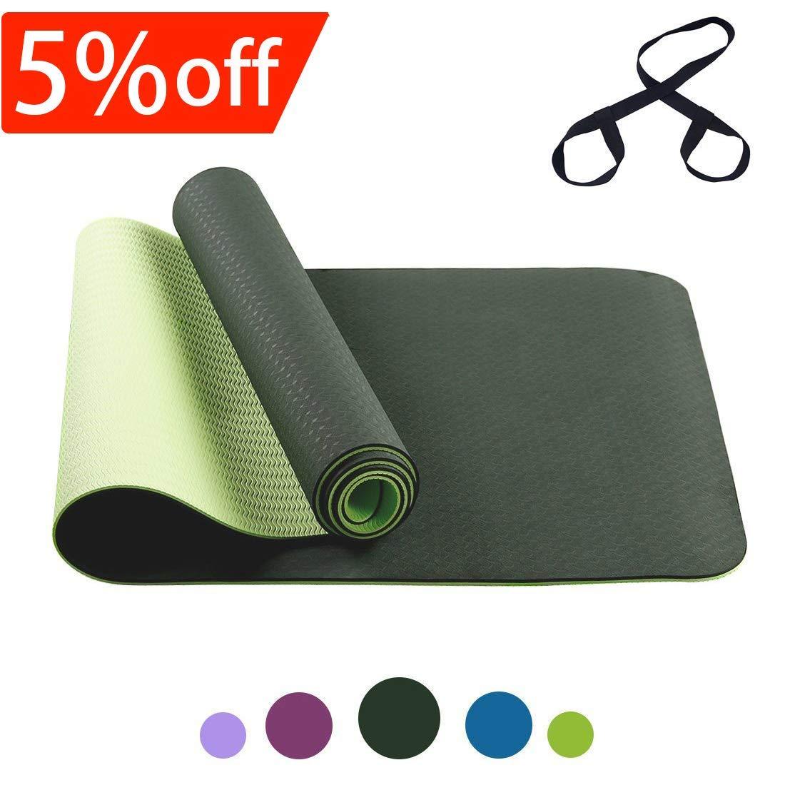10 Cheap Yoga Mats 2021 - Under $30 & $50 - BudgetReport