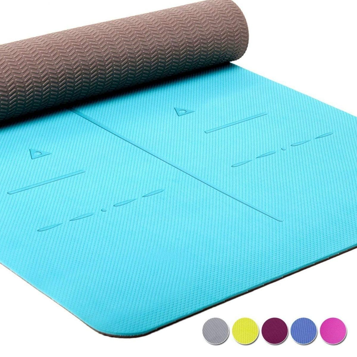 Best Cheap Yoga Mats 2020 Under 30 50 Budgetreport