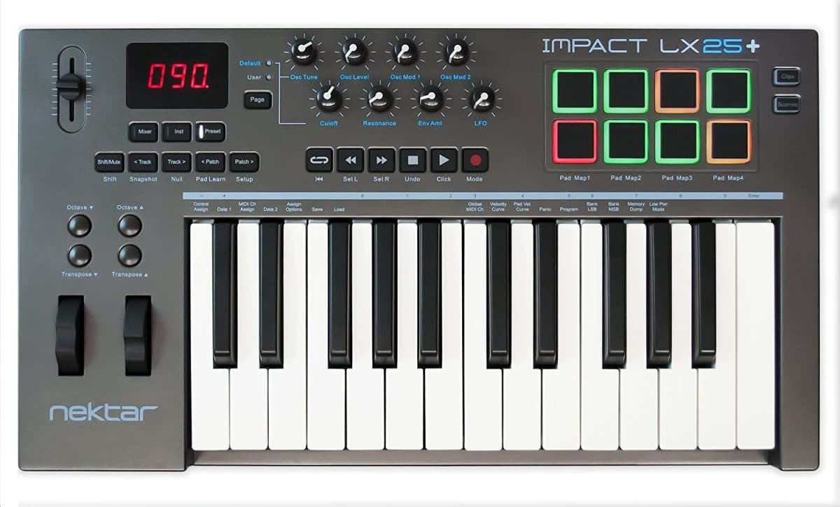 Best Cheap MIDI Keyboards 2019 (Under $100) - BudgetReport