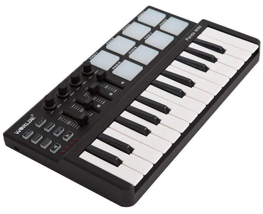 Best Cheap MIDI Keyboards 2019 (Under $100) - BudgetReport